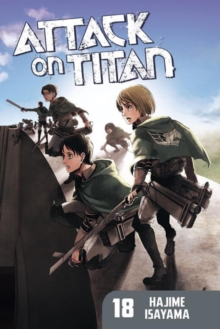 Attack On Titan 18, Paperback / softback Book