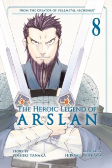 The Heroic Legend Of Arslan 8, Paperback / softback Book
