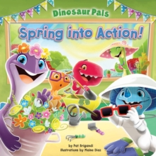 Spring Into Action, Hardback Book