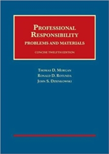 Professional Responsibility, Concise - CasebookPlus, Mixed media product Book
