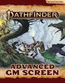 Pathfinder Advanced GM Screen (P2), Game Book
