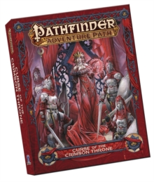 Pathfinder Adventure Path: Curse of the Crimson Throne Pocket Edition, Game Book