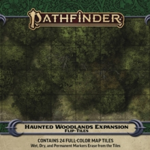 Pathfinder Flip-Tiles: Haunted Woodlands Expansion, Game Book