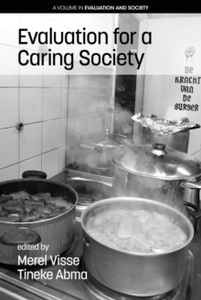 Evaluation for a Caring Society, Paperback / softback Book