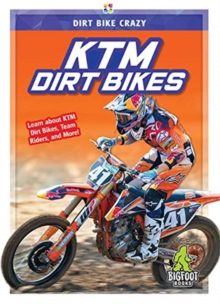 Ktm Dirt Bikes, Leather / fine binding Book