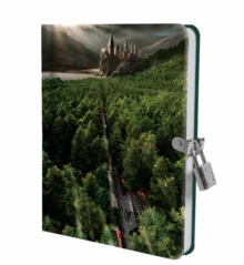 Harry Potter: Hogwarts Express Lock and Key Diary