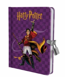 Harry Potter: Quidditch Lock and Key Diary