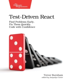 Test-Driven React, Paperback / softback Book