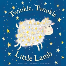 Twinkle Twinkle Little Lamb, Hardback Book