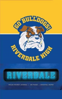 Riverdale Ruled Pocket Journal, Hardback Book