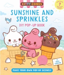 Kitty Cones: Sweet Summr Sprinkles Popup, Hardback Book