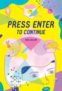 Press Enter To Continue, Hardback Book