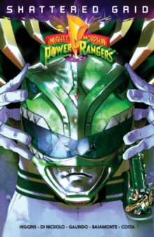 Mighty Morphin Power Rangers: Shattered Grid, Paperback / softback Book