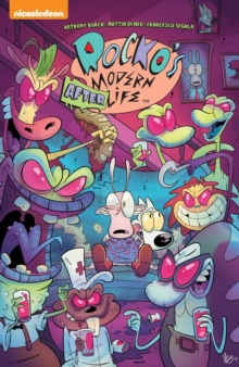 Rocko's Modern Afterlife, Paperback / softback Book