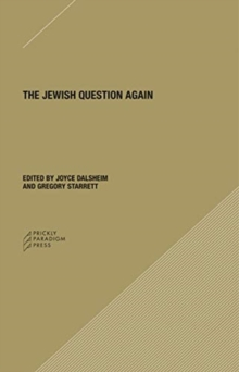 The Jewish Question Again, Paperback / softback Book