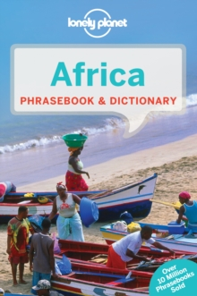 Lonely Planet Africa Phrasebook & Dictionary, Paperback Book