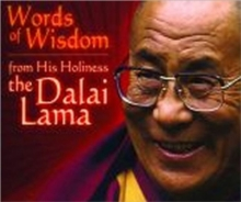 Words of Wisdom : From His Holiness the Dalai Lama, Other printed item Book