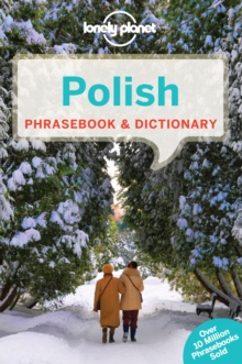 Lonely Planet Polish Phrasebook & Dictionary, Paperback Book