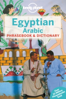 Lonely Planet Egyptian Arabic Phrasebook & Dictionary, Paperback Book