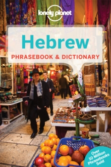 Lonely Planet Hebrew Phrasebook & Dictionary, Paperback Book