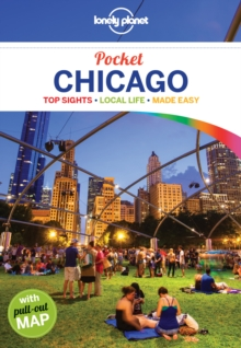Lonely Planet Pocket Chicago, Paperback Book