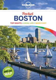 Lonely Planet Pocket Boston, Paperback Book