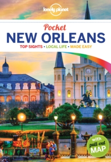 Lonely Planet Pocket New Orleans, Paperback Book