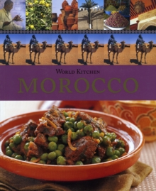 World Kitchen Morocco, Paperback Book