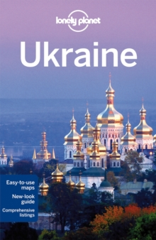Lonely Planet Ukraine, Paperback Book