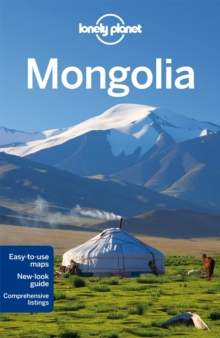 Lonely Planet Mongolia, Paperback Book
