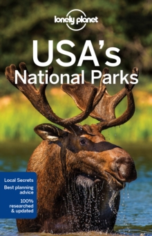 Lonely Planet USA's National Parks, Paperback Book