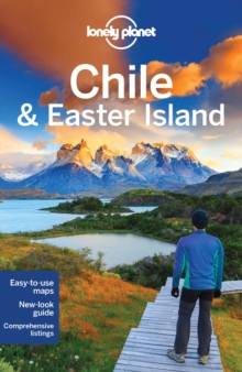 Lonely Planet Chile & Easter Island, Paperback Book