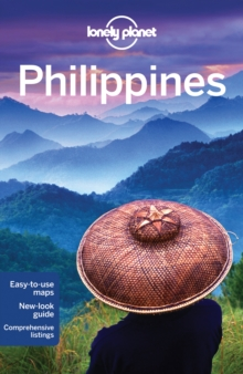Lonely Planet Philippines, Paperback Book