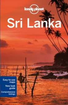 Lonely Planet Sri Lanka, Paperback Book