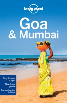Lonely Planet Goa & Mumbai, Paperback Book