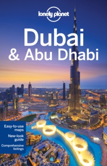 Lonely Planet Dubai & Abu Dhabi, Paperback Book