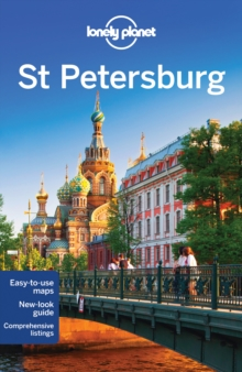 Lonely Planet St Petersburg, Paperback Book