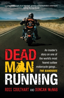Dead Man Running, Paperback Book