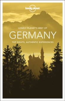 Lonely Planet Best of Germany, Paperback Book