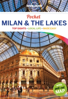Lonely Planet Pocket Milan & the Lakes, Paperback Book