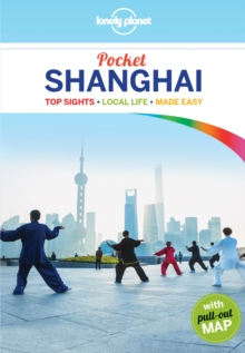 Lonely Planet Pocket Shanghai, Paperback Book