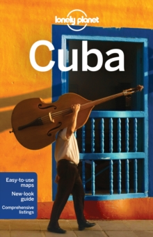 Lonely Planet Cuba, Paperback Book