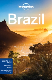 Lonely Planet Brazil, Paperback Book