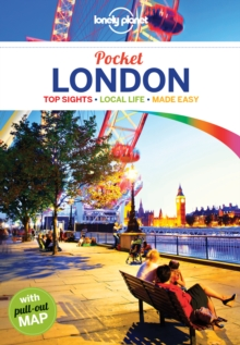Lonely Planet Pocket London, Paperback Book