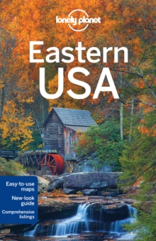 Lonely Planet Eastern USA, Paperback Book