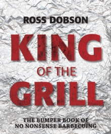 King of the Grill, Hardback Book
