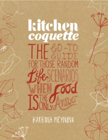 Kitchen Coquette, Paperback Book