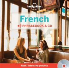 Lonely Planet French Phrasebook and Audio CD, Mixed media product Book