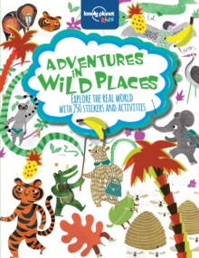 Adventures in Wild Places, Activities and Sticker Books, Paperback / softback Book