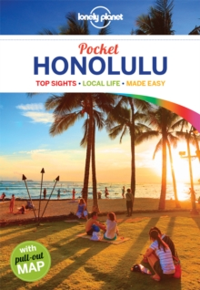 Lonely Planet Pocket Honolulu, Paperback Book